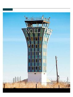 The old Mueller Airport control tower, decked out for the Holidays! Airport Control Tower, Old Abandoned Buildings, Airport Design, Aviation World, Air Traffic Control, Fighter Pilot, Airports, Atc, Architecture Design