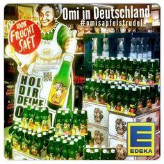 Edeka Germany Retail, Drinks, Bottle, Apple Strudel, Juice, Drinking, Beverages, Flask, Drink