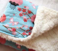 wrap your baby in a cloud custom blanket you by nanacompany