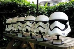 Stormtrooper evolution.