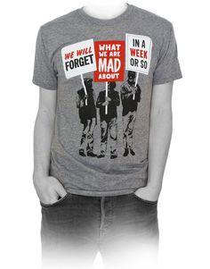 Fullbleed  Semi-Protesting  T-Shirt T Shirt Factory eb0e69addc2