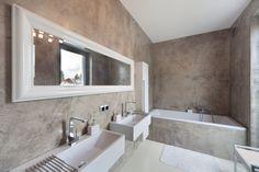 Betonová stěrka jako univerzální interiérový prvek
