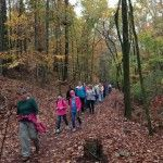 Red Mountain Park makes playing in the woods fun again. Photo by Mike Mahon / B-Metro Magazine, January 2013 #redmountain #park #hike #outdoors #birmingham #alabama #bmetro