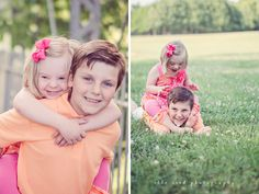 Brother Sister Photos!
