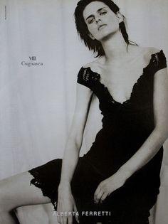 Alberta Ferretti spring 2000