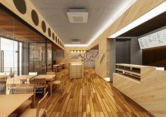 샤브샤브 칼국수집 식당 인테리어 저렴하게 하는곳! : 네이버 블로그