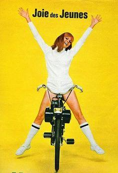 Mon Vélo solex. la liberté !!! france