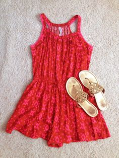 Target romper and millers