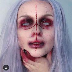 Resultado de imagen para demon makeup