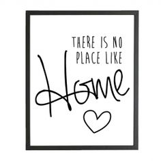 Dots Lifestyle Poster - There Is No Place Like Home -