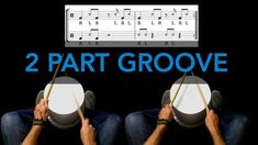 How to play a multi-part bucket drumming groove. Sheet music for bucket drums is included. Drum Lessons, Music Lessons, John Lenon, Cardio Drumming, Bucket Drumming, Music Maniac, Music Activities, Music Classroom, Classroom Ideas