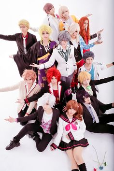 cosplay brothers conflict Huan Yi(幻逸) Azusa Asahina Cosplay Photo - Cure WorldCosplay