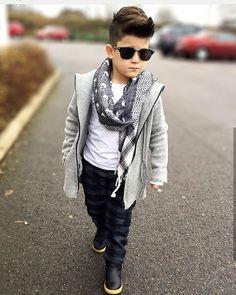 Baby Boy Fashion, Kids Fashion, Boy Outfits, Fall Outfits, Toddler Fashionista, Kids Wear Boys, Stylish Haircuts, Boy Haircuts, Childrens Wardrobes