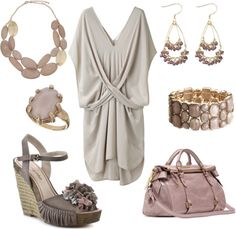 """""""Pastel Summer"""" by kim-cromartie-andrews on Polyvore"""