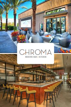 Chroma Modern Bar + Kitchen, a new celebrity chef restaurant in Lake Nona, is now open for lunch and dinner. Chef Jason Bergeron, who was featured on Chopped Grill Masters Nappa, is the executive chef of this new venue, which offers small plates, craft beer, fine wine on-tap and specialty cocktails. 407-955-4340
