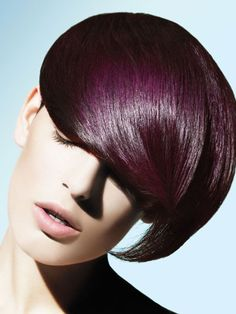 Thinking of dyeing my hair this shade of purple