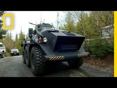 Ultimate Tank | Doomsday Preppers - http://survivinghub.com/ultimate-tank-doomsday-preppers/