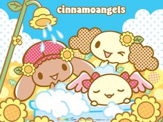 Cinnamoangels! <3