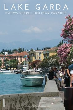 Despite being less well known (at least to non-Europeans) than some other Italian lakes, Lake Garda offers plenty of things to see and do for the visitor.  Click the image to read more about this lovely part of Italy.