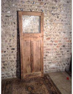 1920s 1 over 2 part glazed internal door - kitchen door & 279 - Reclaimed 1920\u0027s 6 Panel 3 over 3 Internal Door | Historic ... Pezcame.Com