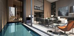 #Condos With Pools and Huge Art Along the High Line - NYTimes.com - SCDA Architects, 515 HighLine, Soori High Line http://nyti.ms/1vIHUBS
