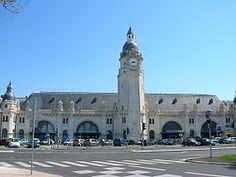 Image illustrative de l'article Gare de La Rochelle-Ville