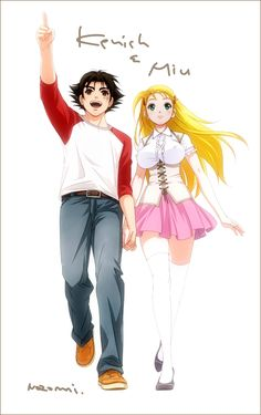 kenichi y miu