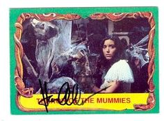 Karen Allen autographed trading card Indiana Jones #59 @ niftywarehouse.com #NiftyWarehouse #Geek #Fun #Entertainment #Products