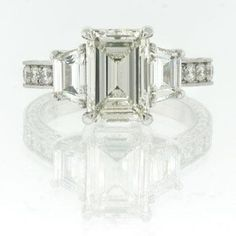 4.59ct Emerald Cut Diamond Engagement Anniversary Ring Mark Broumand, http://www.amazon.com/dp/B004W4BJ6Y/ref=cm_sw_r_pi_dp_AZjbrb0KCJVJ5