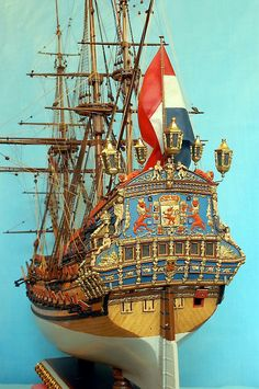 Professor MK's Ship Image Respository : Provincien 1665