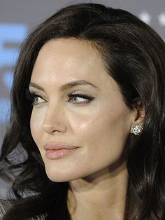 As Angelina Jolie ditched her rebellious '90s look in favor of a classier aesthetic, she softened the severity of her eyebrows, too. But hers aren't the superthick caterpillars that have become trendy of late. They are understated and elegant. | allure.com
