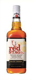 New Fav Bourbon! ~ Red Stag by Jim Beam Bourbon Whiskey - Black Cherry Infused Bourbon Whisky