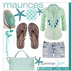 Who doesn't love wearing mint for summer?!  #maurices
