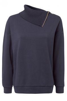 Riani Damen Sweatpullover Marineblau   SAILERstyle Blazer, Tops, Sweaters, Fashion, Fashion Women, Clothing, Breien, Nice Asses, Moda