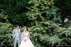 【神戸:ガーデンウェディング】ルヴァンヴェールで結婚式カメラマン