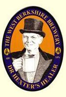 20th February 2013 ~ #DailyPint 51: Pint of Dr Hexter's Healer. I want his hat. 8/10 [Drank at The Lamplighter]