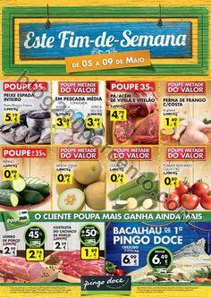 Antevisão folheto PINGO DOCE Fim de semana de 5 a 9 maio - http://parapoupar.com/antevisao-folheto-pingo-doce-fim-de-semana-de-5-a-9-maio/