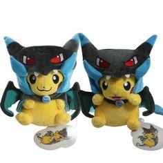 Pikachu Crobat Cosplay 25cm Plush Toy #PikachuCrobatCosplay25CmPlushToy #PikachuPlush #PikachuPlushToy #Plush #PlushPikachu #PlushToy #PokemonPlush #PokemonPlushPikachu #PokemonPlushToys