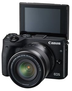 "Canon EOS M3 Canon determine the release date of mirror-less camera ""EOS M3"" on March 26. ""EVF kit"" of 25,000 limit is also sold from March 26. Canon EOS M3, the 2,420-megapixel APS-C size CMOS sensor and premium mirror-less camera equipped with ..."