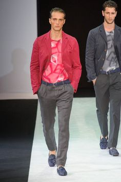 Giorgio Armani MEN | Milão | Verão 2014 RTW
