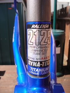 #Dyna Tech Ogre XCE mountain bike frame Like, Repin, Share, Follow Me! Thanks!