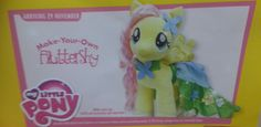 A Fluttershy Doll, a build a Bear too!! This is AMAZING!