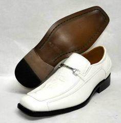 Antonio Cerrelli Elite Men's Ivory Dress Shoes Sz 9 | eBay
