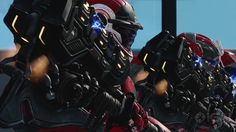 Halo 5: Official Warzone Firefight Trailer Firefight returns to Halo 5. Check out the first footage of what's to come in the PvE mode. February 24 2016 at 07:37PM https://www.youtube.com/user/ScottDogGaming