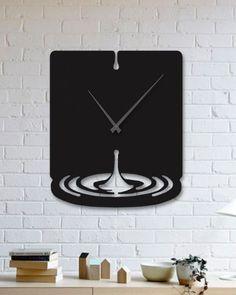 metal saat, modern saat, büyük saat, duvar saati, salon saati,mutfak saati