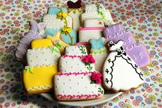 wedding cookies | Tumblr