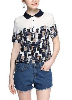 Frauen Kleidung & Zubehör 2019 Mode Frauen Boho Floral Print Frauen Sets Bluse Und Shorts