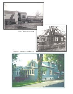 Caldwell family of 9 and where they lived