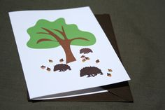 Cute woodland themed ideas for baby shower