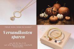 Freue dich, denn wir schenken dir die Versandkosten: vom 05.10. bis 11.10.20 auf alle Bestellungen innerhalb Österreichs Stud Earrings, Jewelry, Fashion, Semi Precious Beads, Fine Jewelry, Fashion Jewelry, Handmade, Moda, Jewlery